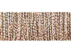 Kreinik Very Fine Metallic Braid #4 11 Meters (12 Yards)-Gold Coin