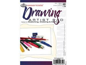 "Essentials Drawing Paper Pad 5""X7""-75 Sheets"