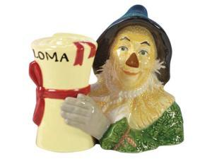 Scarecrow and Diploma Wizard of Oz Salt and Pepper Shakers