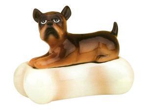 Puppy Dog Doggy Bone Salt and Pepper Shaker Set