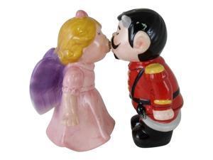 Angel and Devil Magnetic Kissing Salt and Pepper Shakers Set 72334