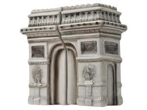 Salt & Pepper Shakers - Mwah - Arc De Triomphe New Licensed 94468