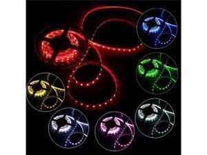 5M Non-Waterproof 5050 SMD 300 LED Strip Light RGB