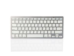 Wireless Bluetooth Keyboard for iPad iPhone PC Smartphone HTPC