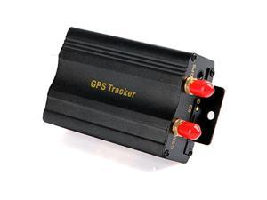 Vehicle Car GPS Tracker 103A with GSM Alarm SD Card Slot Anti-theft