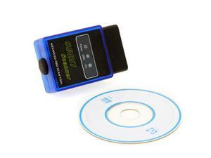 V1.5 Mini Bluetooth ELM327 OBDII OBD-II OBD2 Protocols Auto Diagnostic Scanner Tool