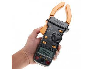 Professional MASTECH AC/DC Digtal Clamp Meter Temp Frequency