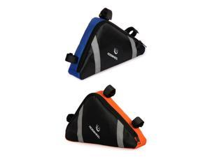 Roswheel Bicycle Bike Bag Front Frame Head Pipe Triangle Bag Storage Pouch 12490