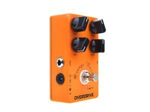 Caline CP-18 Orange Overdrive Pre AMP Pedal for Electric Guitar
