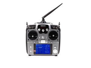 RadioLink AT10 2.4G 10CH Remote Control System Transmitter w/ R10D Receiver and PRM-01 Voltage Return Module Model 2 (RadioLink Transmitter&#59;10CH Transmitter&#59;2.4G AT10 Remote Control)
