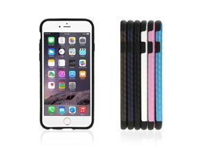 "dodocool Soft Textured PU Leather TPU Case Back Cover Skin Protective Shell for 4.7"" Apple iPhone 6"