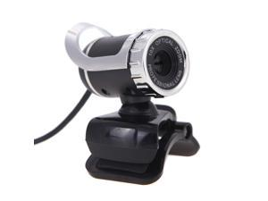 USB 2.0 12 Megapixel HD Camera Webcam 360 Degree with MIC Clip-on for Desktop Skype Computer PC Laptop