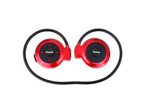 Mini503 Bluetooth Stereo Headset Mini Over Ear One for Two Handsfree Wireless Call Earphone for iPhone Samsung