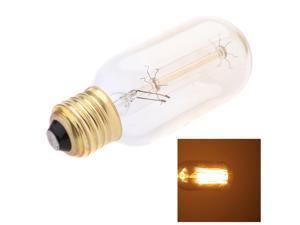 40W E27 Decorative Vintage Filament Edison Light Antique Bulb Art Lamp 220V