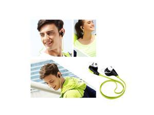 QY7 Wireless Bluetooth 4.0 Stereo Sports Earphone Headset with Microphone Dual Standby for iPhone 6 6 Plus Xiaomi Smartphone with Bluetooth