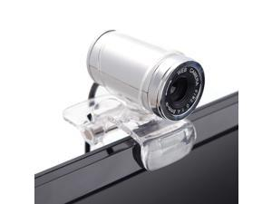 USB 2.0 12 Megapixel HD Camera Web Cam with MIC Clip-on 360 Degree for Desktop Skype Computer PC Laptop