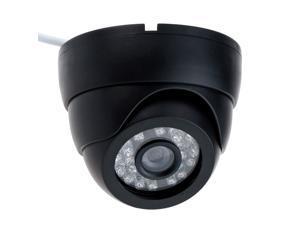 CCTV 800TVL Indoor 24 LEDS Wide Angle IR Color Security Surveillance Dome Camera