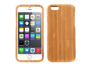"""Lightweight Bamboo Fashion Environmental Protective Case Back Cover for iPhone 6 4.7"""""""