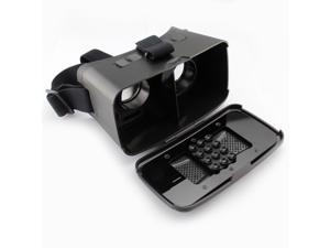 """3D VR Glasses CST-06 Google Cardboard Version 3D VR Glasses Virtual Reality DIY 3D VR Video Movie Game Glasses Head Mount with Headband for iPhone Samsung / All 4.0 ~ 6.0"""" Smart Phones"""