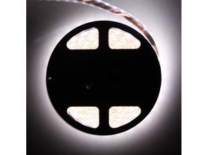 5M LED Flexible Strip Light SMD 5050 300 LED DC 12V 14.4W/M Waterproof White Light Strip Roll