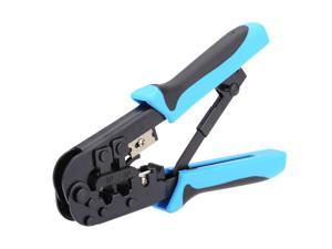 HT-N568R Portable Multifunctional Cable Wire Stripper Crimping Pliers Terminal Tool