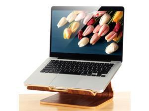 Universal Elegant Wooden Cooling Stand Holder Bracket Dock for MacBook Air/Pro Retina Laptop PC Notebook