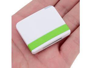 Bluetooth A2DP Music Audio 30 Pin Receiver Adapter for iPod iPhone iPad Speaker Dock White