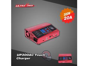 Ultra Power UP300AC Touch 300W LiIo/LiPo/LiFe/NiMH/NiCD Battery Touch Screen Charger/Discharger