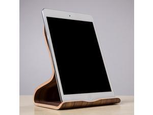 Universal Wooden Tablet PC Phone Stand Holder Bracket for Apple iPad Mini Air 2 3 4 iPhone 6 Samsung 10.1 Galaxy S5 S4 Lenovo LG Google Nexus PAD