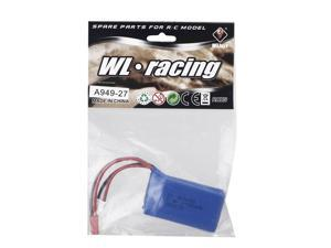 Original Wltoys A949 A959 A969 A979 K929 1/18 Rc Car LiPo Battery 7.4V 1100mah JST Plug A949 27 Part for Wltoys RC Car Part