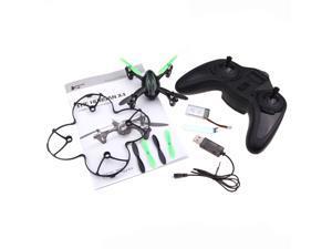 100% Original Hubsan X4 H107C 2.4G 4CH RC RTF Quadcopter Toys W/ HD 2MP Camera Black & Green