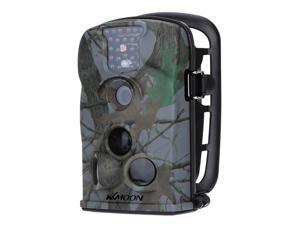 KKMOON 12MP 720P HD 940nm IR Waterproof Game Camera 2.4inch LED Screen Security Scouting Hunting Trail Camera with 8GB SD Card