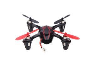 100% Original Hubsan X4 H107C 2.4G 4CH RC RTF Helicopter Quadcopter W/ HD 2MP Camera Black & Red