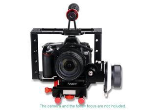 Andoer Aluminium Alloy Camera Video Cage Kit
