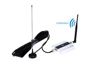 GSM900MHz LCD Phone Signal Repeater with Indoor and Outdoor Antenna(32ft)