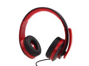 VYKON ME222 Professional Gaming Headset USB Computer Headphone with Mic and Volume Control Deep Bass Earphone