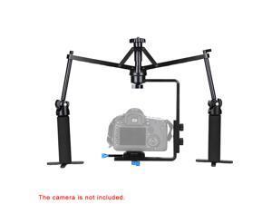 Mini Camera Video Handheld Mechanical Stabilizer for Camcorder DV Video Camera DSLR