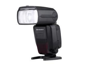 Shanny SN600EX-RF 2.4G Wireless Radio 1/8000s HSS GN60 Master Slave Speedlite Flash for Canon DSLR Cameras