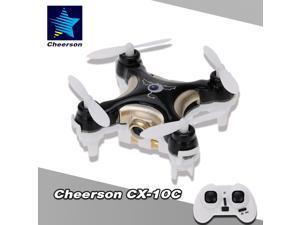 Original Cheerson CX-10C 2.4G 6-Axis Gyro RTF Mini Drone With 0.3MP Camera