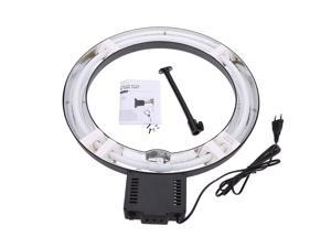 """NG-65C Camera Photo/Video 19""""Outer 15""""Inner 65W 5400K Ring Fluorescent Flash Light Continuous Macro Ring Light for Photography Video Studio"""