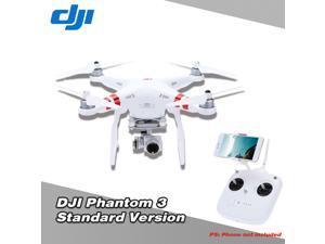 Original DJI Phantom 3 Standard Version FPV RC Quadcopter with 2.7K HD Camera Auto-Hover/Live GPS/Auto-return home/Failsafe RTF Drone