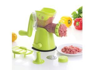 Anself Multifunctional Manual Meat Grinder Detachable Wring Mince Machine Awesome Pasta Maker Practical Kitchen Utensils and Gadgets