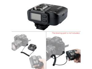 GODOX X1R-C 32 Channels TTL 1/8000s Wireless Remote Flash Receiver Shutter Release for Canon EOS Cameras GODOX X1T-C Transmitter