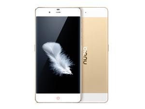 ZTE My PRAGUE 4G Smartphone ubia UI 3.0 base on Android L  3GB RAM 32GB ROM 8MP 13MP Dual Cameras