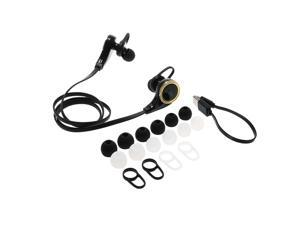 Q8 Wireless Bluetooth Headset In-ear Stereo Sport Earphone Sweat-proof Headphones Bluetooth 4.0+EDR Hands-free w/ Mic for iPhone6s 6plus 6 5s Samsung Laptops Tablets All Bluetooth-enabled Devices
