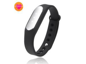 Latest Xiaomi Miband Fitness Bracelet 1S Lightweight IP67 Smart Wireless Bluetooth 4.0 Healthy Wearable Sports Miband Real-time Heart Rate Monitor Scientific Mmovement