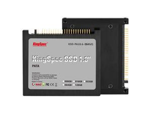 "KingSpec PATA(IDE) 1.8"" 1.8 Inches 64GB MLC Digital SSD Solid State Drive for PC Laptop Notebook"