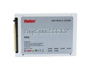 "KingSpec PATA(IDE) 2.5"" 2.5 Inches 16GB MLC Digital SSD Solid State Drive for PC Laptop Notebook"