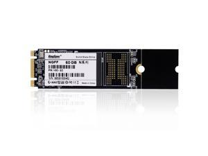 KingSpec 60G MLC M.2 NGFF 22*80mm Digital Flash SSD Solid State Drive Storage Devices for Computer PC Laptop Desktop