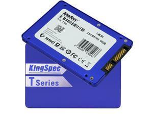 "KingSpec T60 SATA III 3.0 2.5"" 2.5 Inch 60GB MLC Digital SSD Solid State Drive for Computer PC Laptop Desktop"